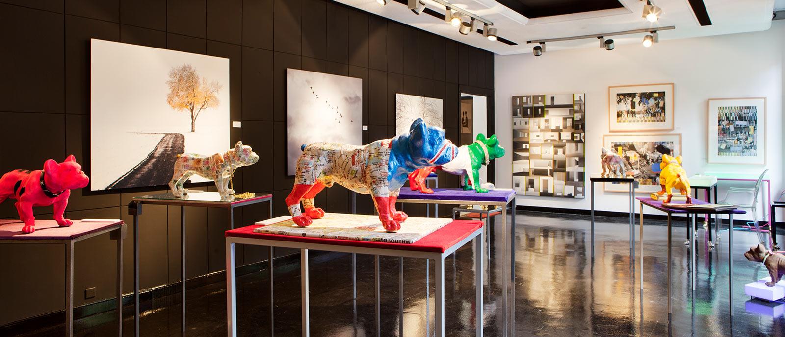 Sala de arte multidisciplinar – «My Place»