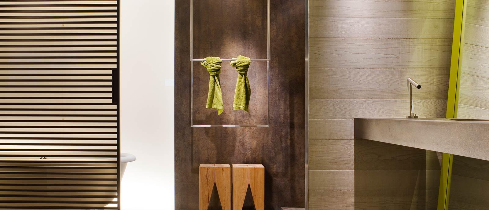 Baño con vestidor – «Esencia interior»