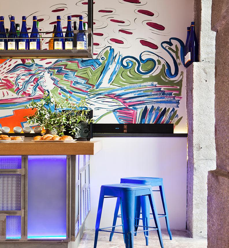 """Bar – """"Volando voy Bar 43"""", Cuca García Lorente"""