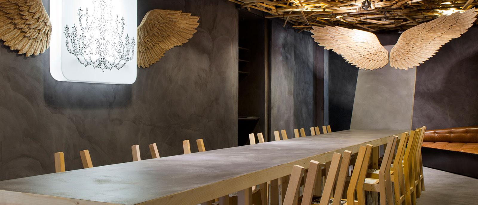 Cafetería – «Café de en Sueños»