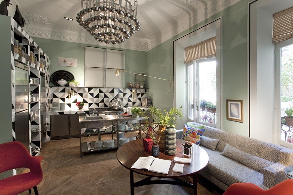 Espacio Kitchen Consult por Erico Navazo en Casa Decor Madrid 2010
