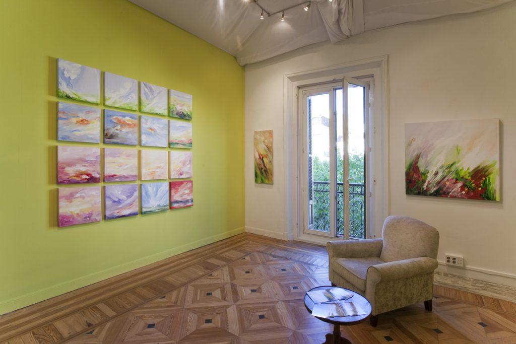 Colección de pintura – «Albedo»