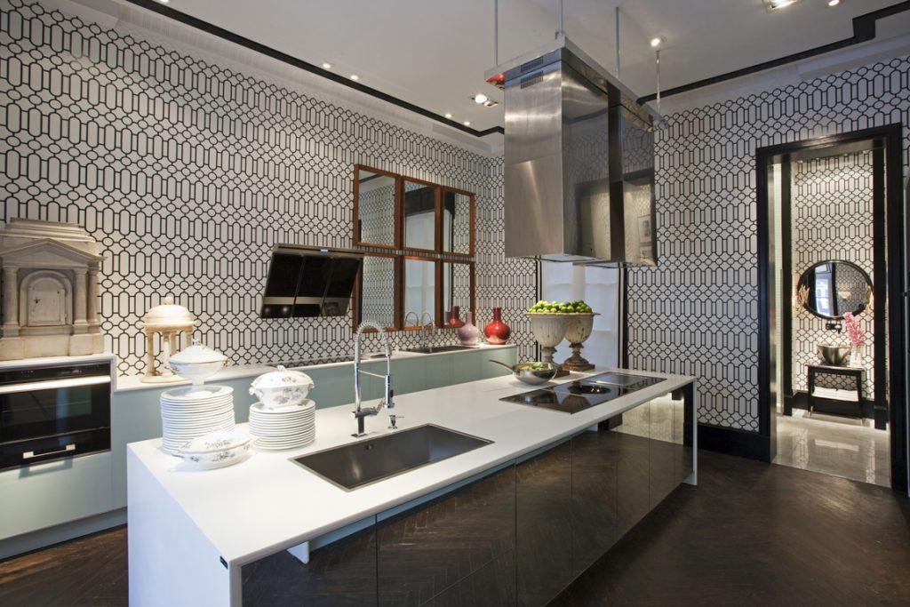 Espacio Teka – «Cocina y baño»