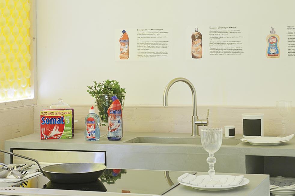 """Innovación y reciclaje Henkel – """"¿Es nuevo? No, es reciclado."""""""