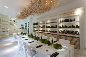Restaurante Vega Carabaña por Pepe Leal en Casa Decor Madrid 2011