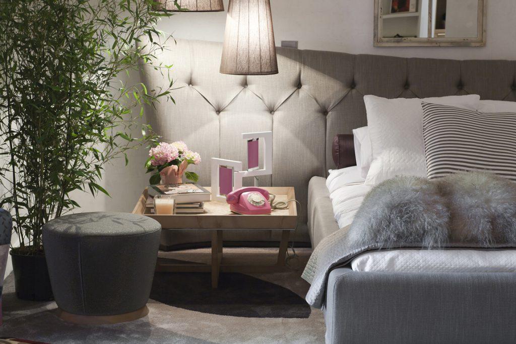 """Suite con tres ambientes – """"La vie en rose"""""""