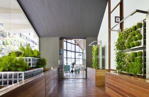 Baños públicos por Concepto DR en Casa Decor 2013