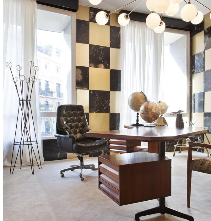 """Zona de trabajo – """"Desk-room"""""""
