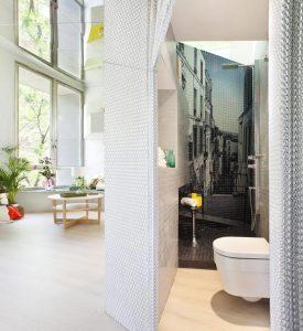 Apartamento de 36 m2 por Zooco Estudio en Casa Decor 2013