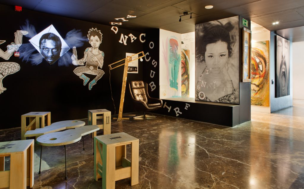 """Sala de arte – """"Volando Vengo"""
