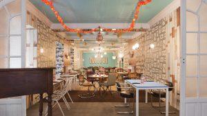 Restaurante Mini & dASSA bASSA por Guillermo García-Hoz en Casa Decor 2014