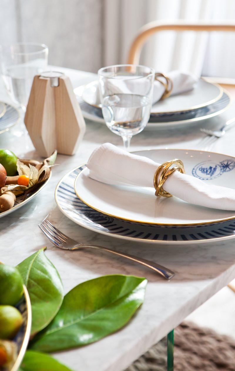 El arte de poner la mesa. Ideas para una presentación perfecta
