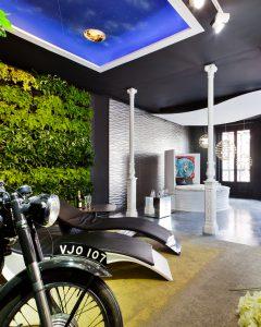 Suite de hotel de Marisa Gutiérrez en Casa Decor 2014