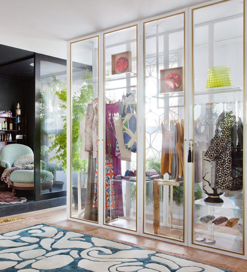 Ideas para montar un vestidor II. Espacios femeninos