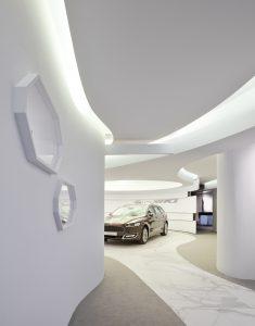Espacio Ford por Héctor Ruiz-Velázquez en Casa Decor 2015