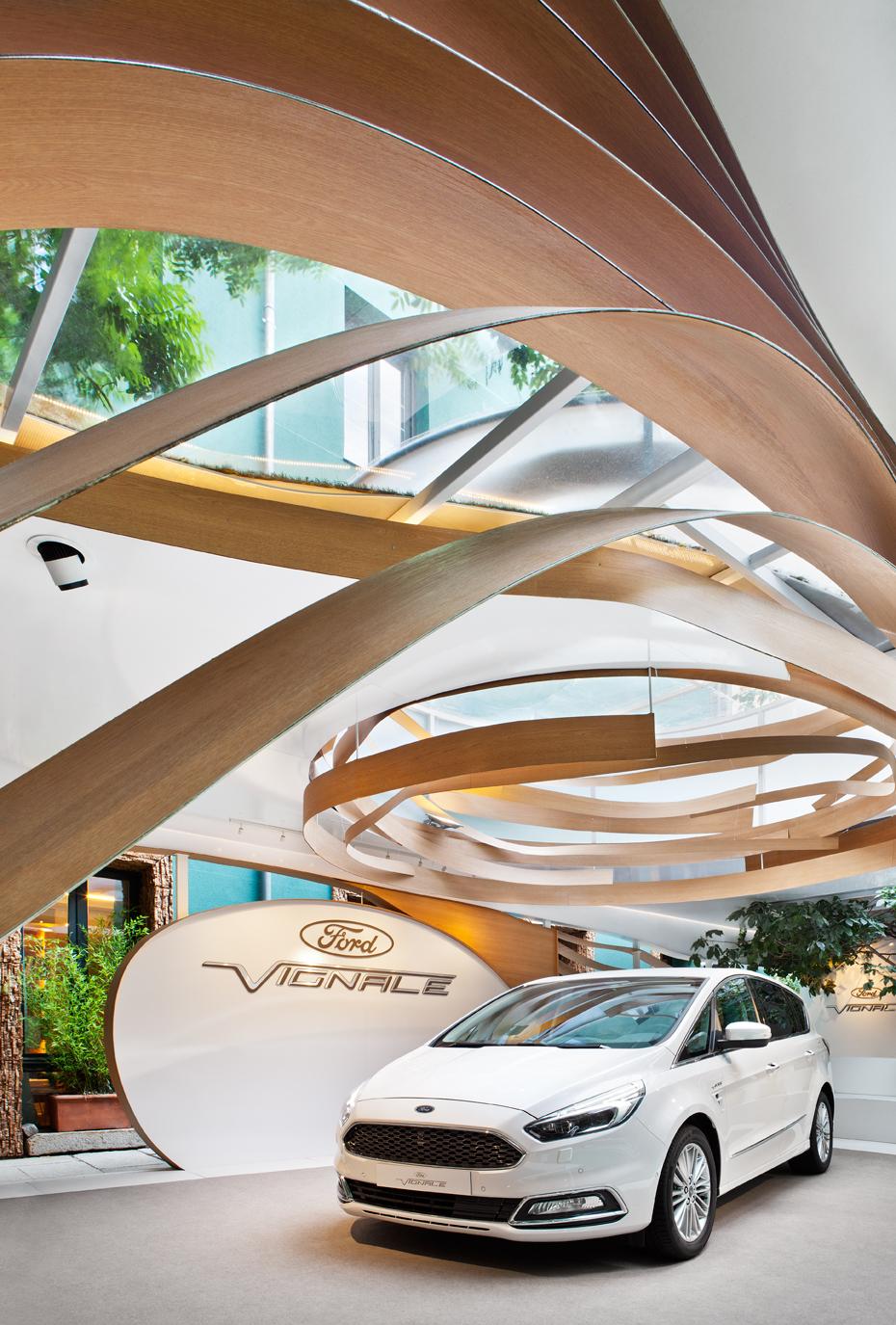 Espacio «Ford Vignale Pavillion»