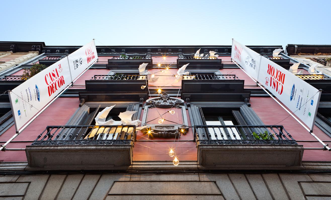 Fachada – «Casa Palacio Atocha 34», ManuelEspejo y RubénOlmos