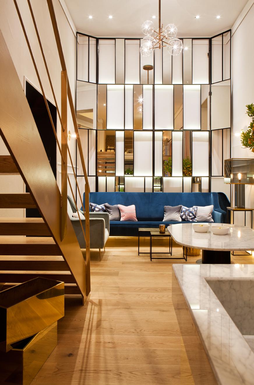 Loft moderno – «Refugio urbano»