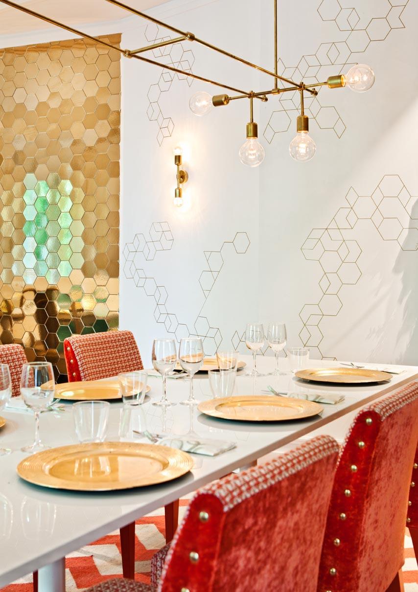 Restaurante Flamingo de Marisa Gallo en Casa Decor 2016