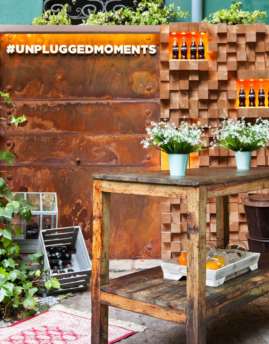 Espacio «Unplugged Moments»