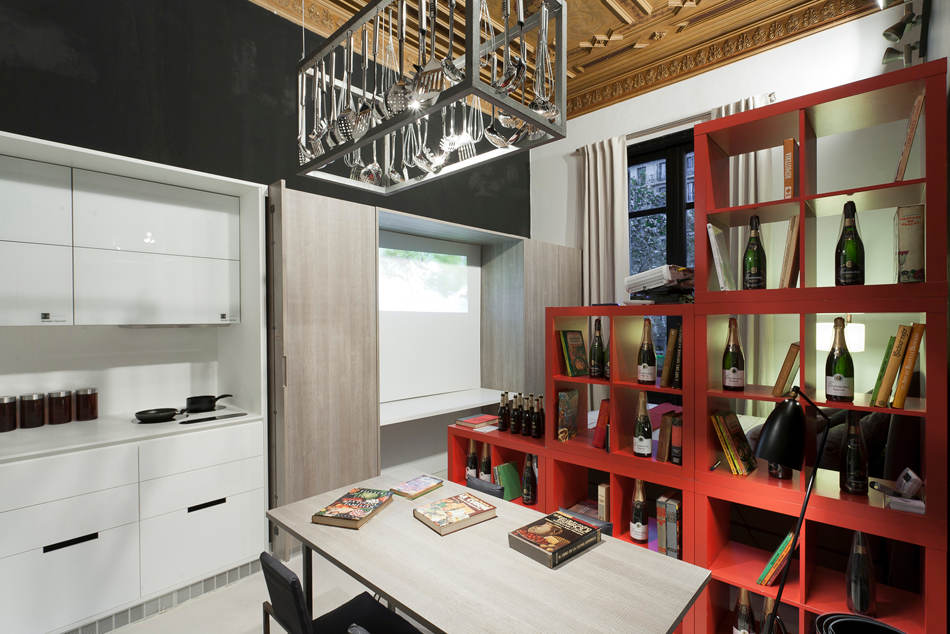 "Piso de estudiante – ""The Cooking Loft"""