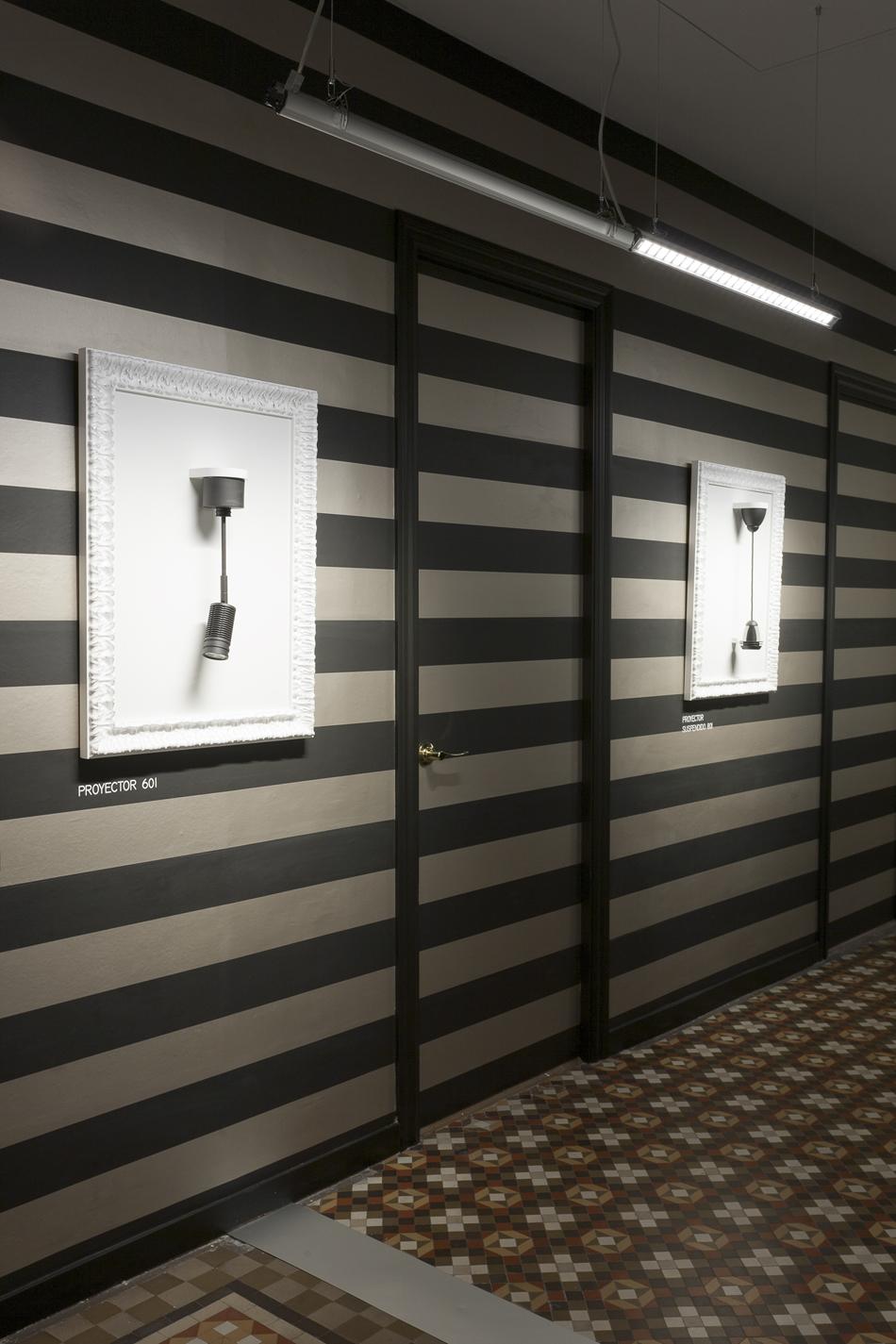 Hall y pasillo » El arte de la luz»