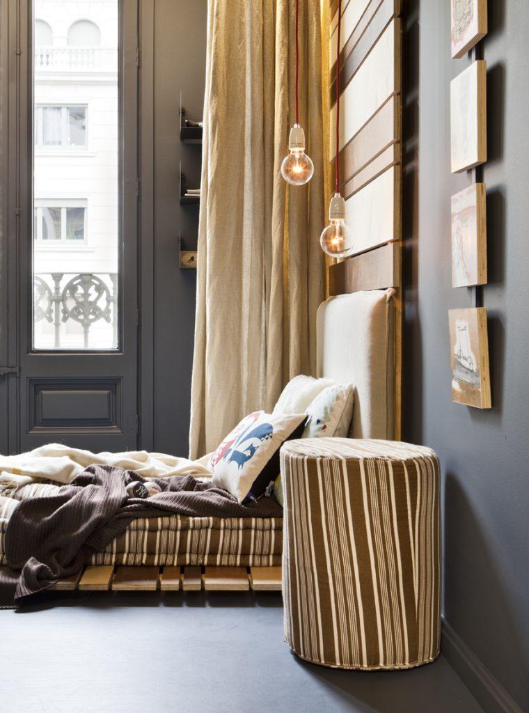 Habitaci n juvenil por pilar mas y b atrice ravell en casa - Habitacion juvenil barcelona ...