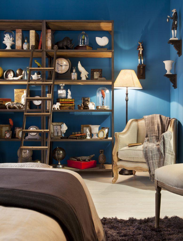 Dormitorio de noem beltr n y karl dahlquist para maisons for La maison du monde barcelona