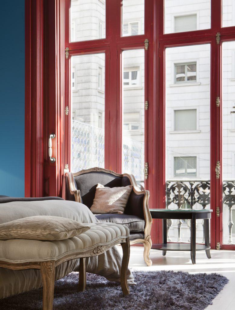 Dormitorio de noem beltr n y karl dahlquist para maisons du monde en casa decor barcelona 2012 - La maison du monde barcelona ...