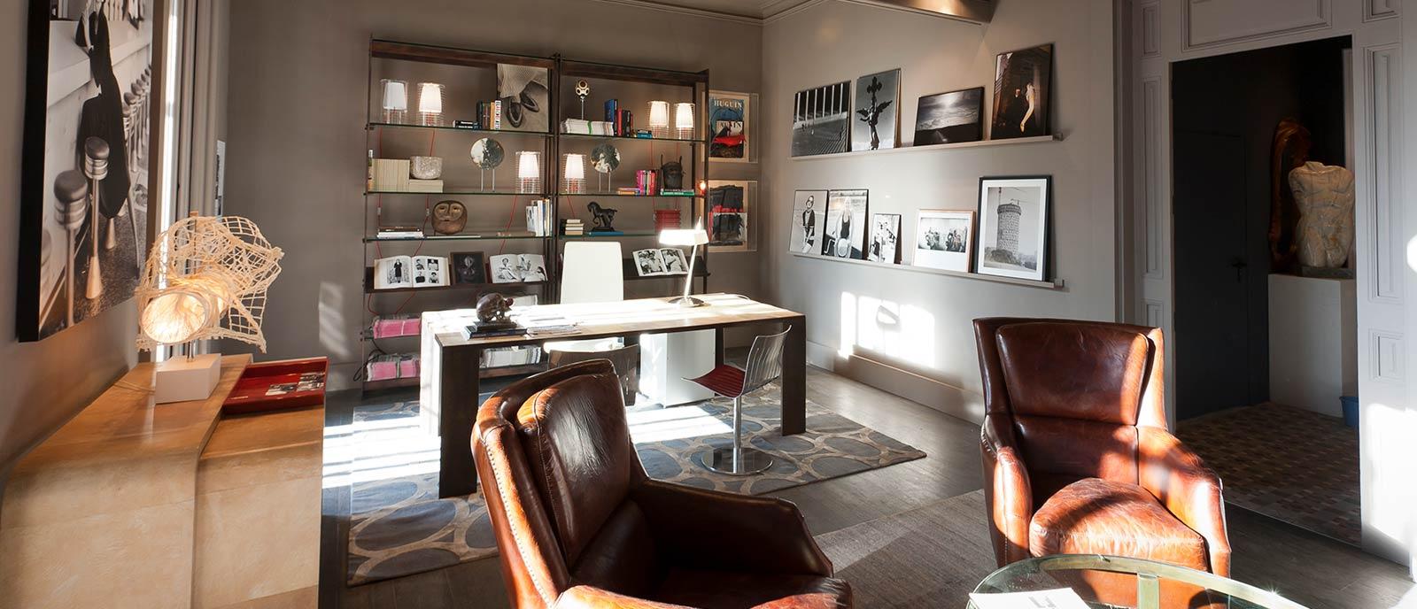 Espacio La Vanguardia – «Despacho directivo»