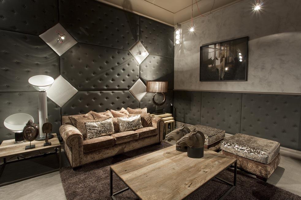 Sala de estar y ba o por karlos bay n en casa decor madrid for Almacenes poveda