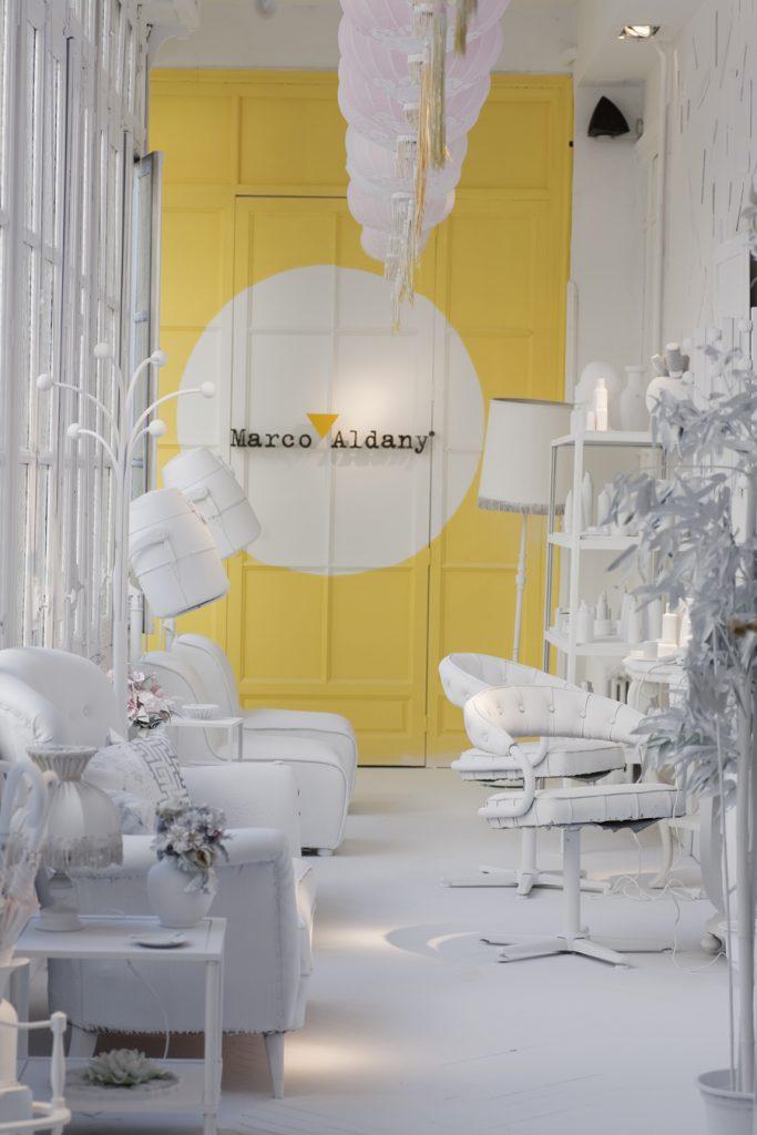 Espacio marco aldany por pepe leal en casa decor madrid - Interioristas en madrid ...