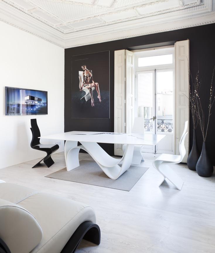 """Espacio Dupont Corian – """"High Tech + Design Beauty"""""""