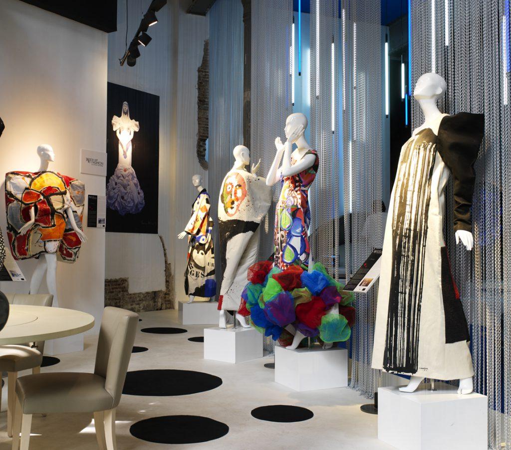 "Arte y Moda – ""Espacio FASHION ART by Manuel Fernández"""