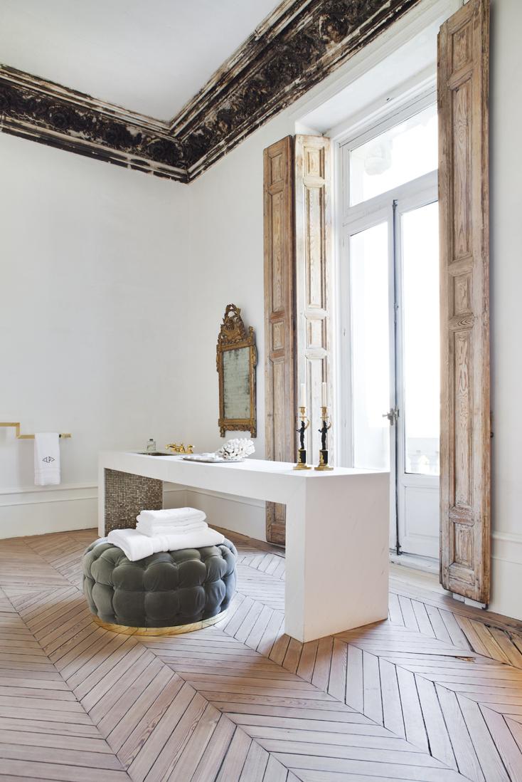 Cuarto de baño por Luis Puerta en Casa Decor Madrid 2012