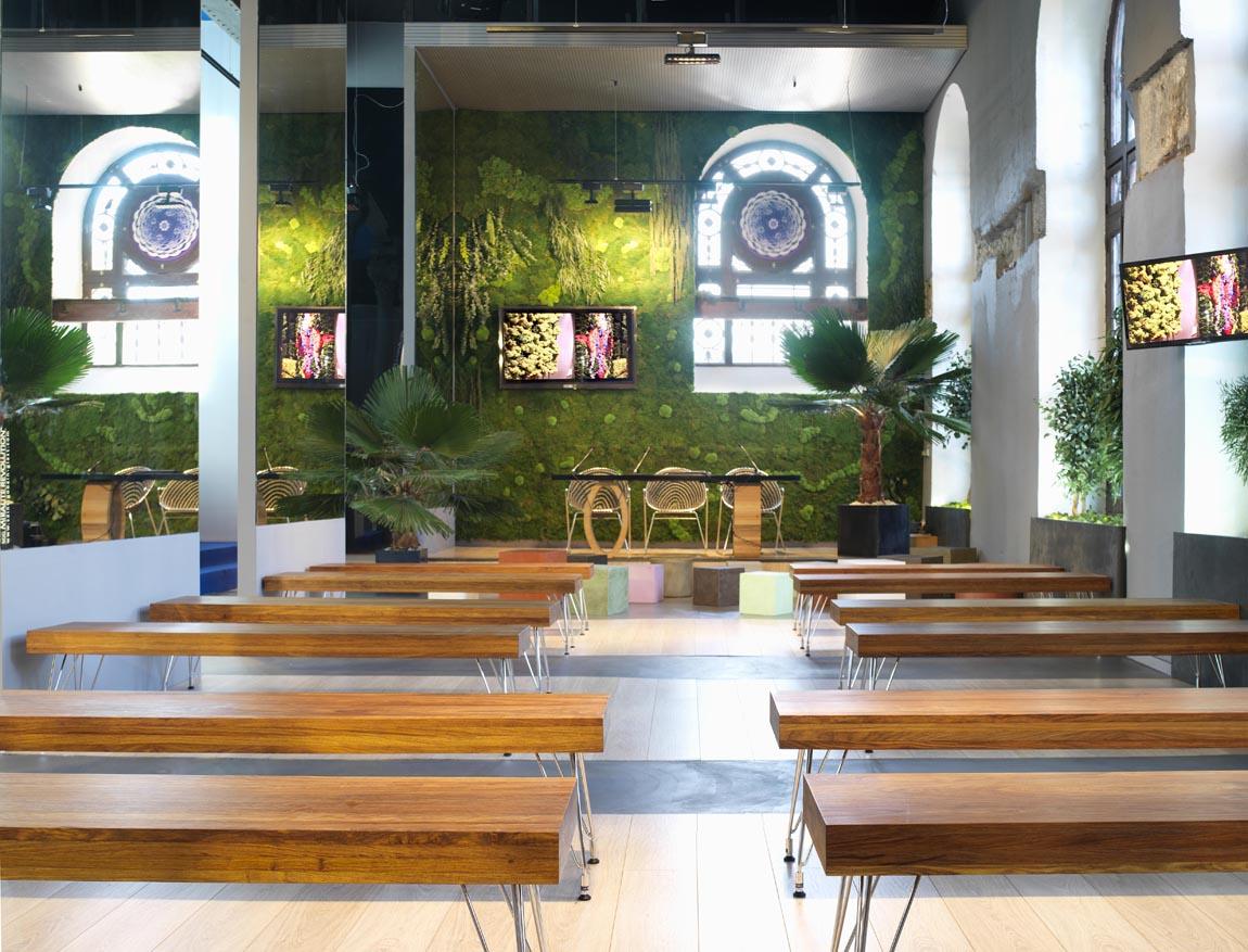 Auditorio y Sala de Expositores – «Espacio ORGANIQUES»
