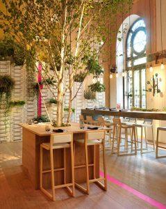 "Pepe Leal, espacio Ford, ""Restaurante Rock & Ford"", en Casa Decor Madrid 2012"