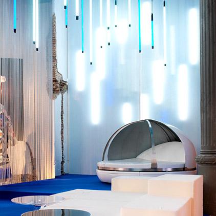 """Espacio INTEL- «Ultrabook Experience Lounge"""", Gonzalo García"""