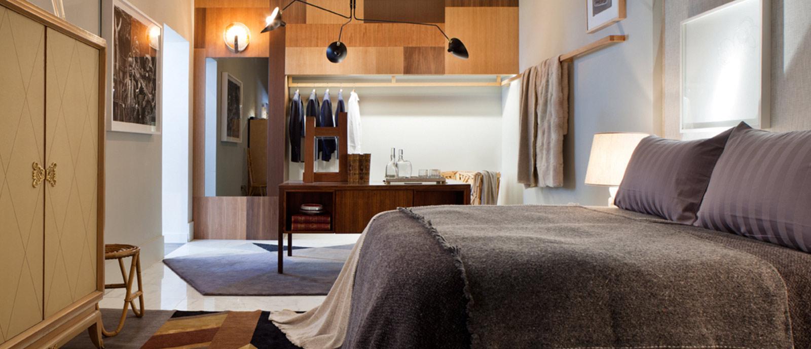 """Dormitorio y despacho – """"Despertar"""""""