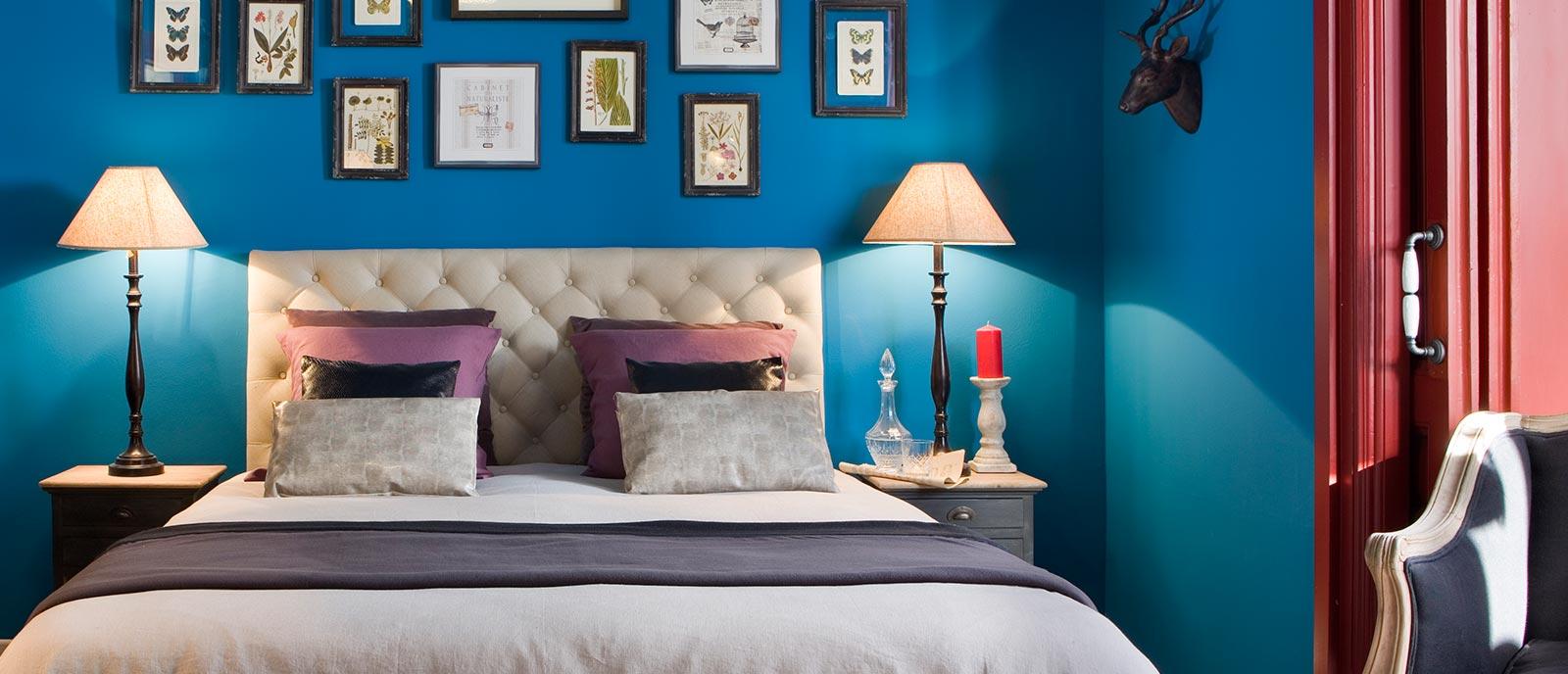 Dormitorio Maisons du Monde – «Ventana abierta a la decoración»