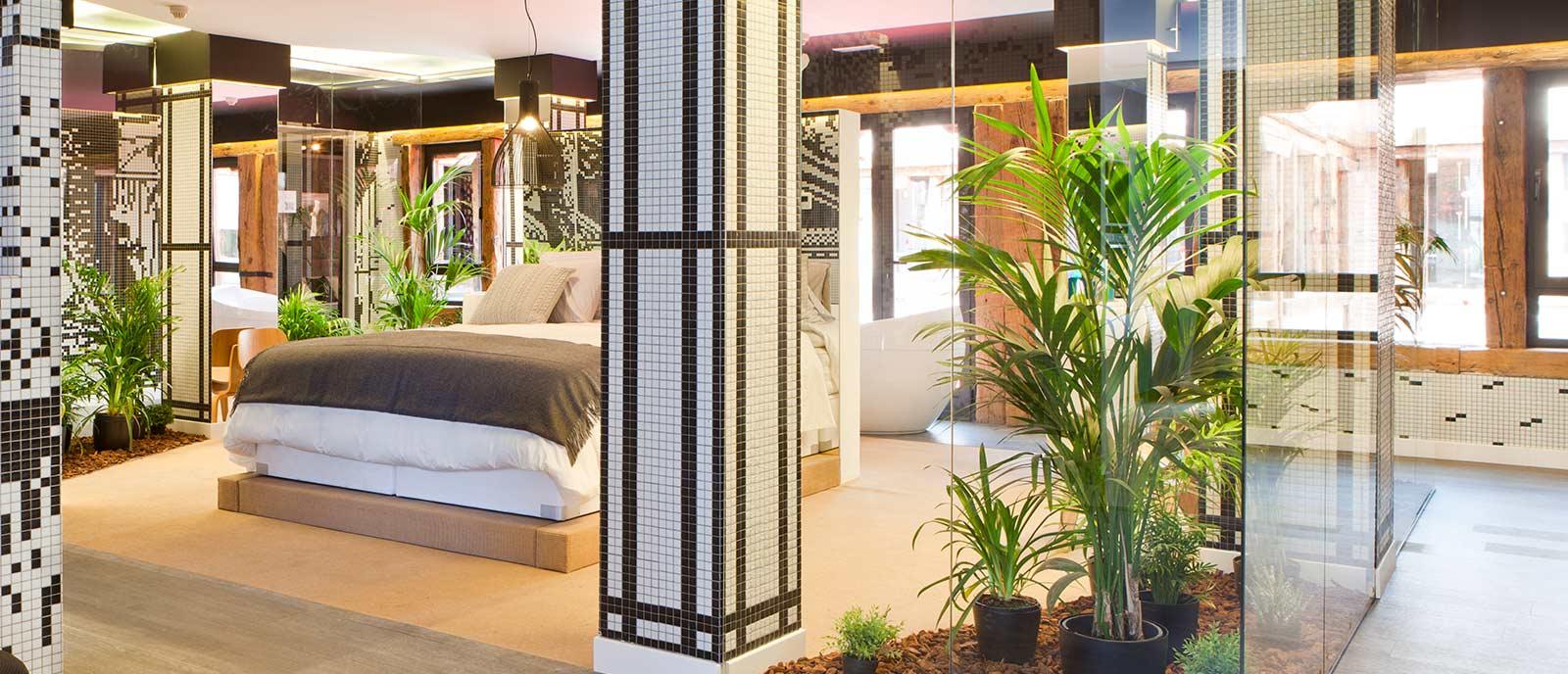 Dormitorio multifuncional – «Kazuo Suite»