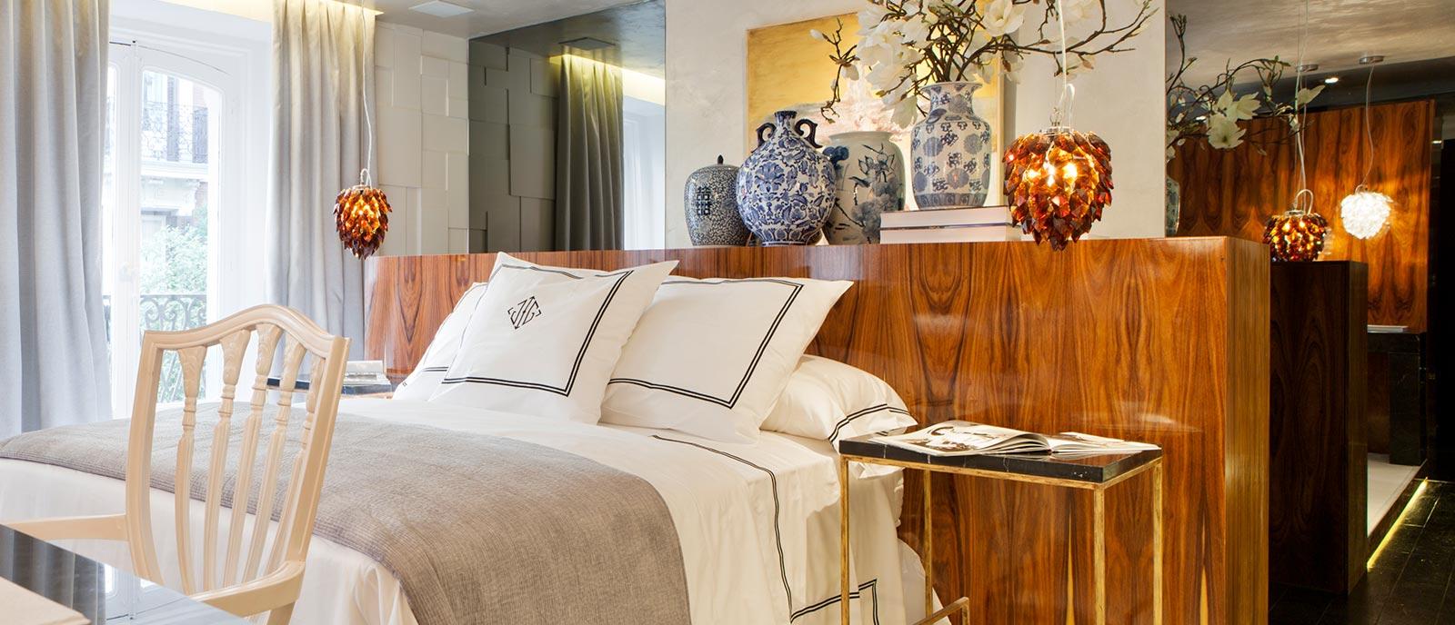"""Dormitorio en suite – """"Bedroom"""""""
