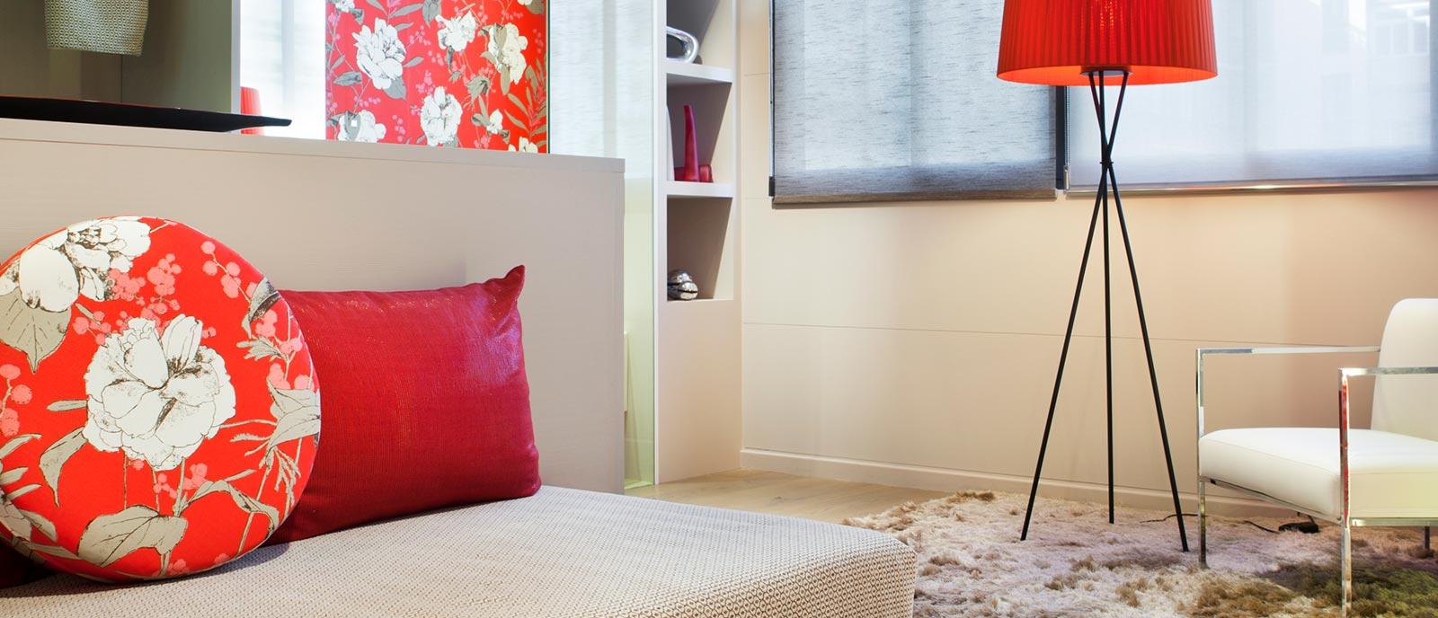 Dormitorio-vestidor – «Nit i dia»