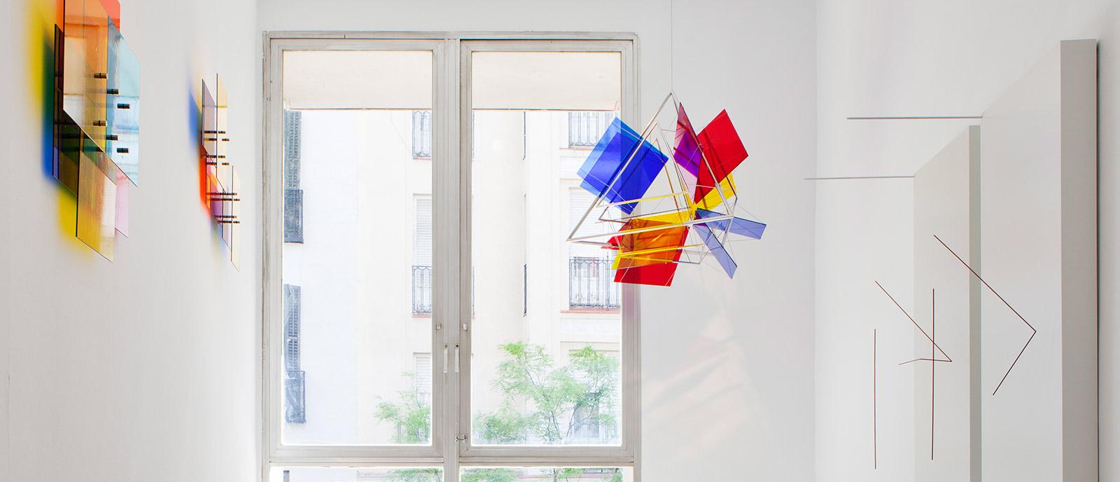 Esculturas – «Galerías de la zona»