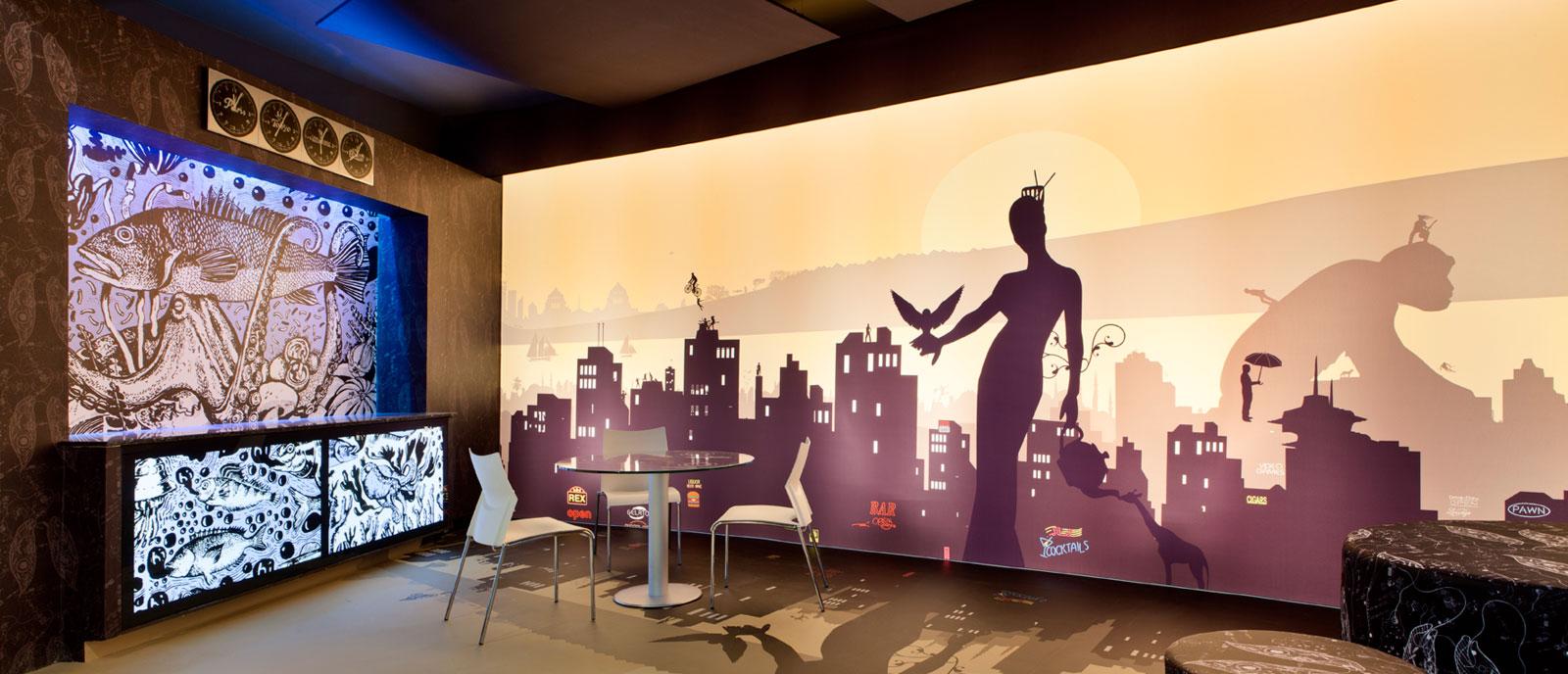 Espacio Clorofila Digital – «A room with a view»
