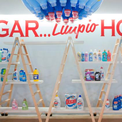"""Espacio HENKEL – """"Hogar… limpio hogar"""", ClaraAura y LauraGómez"""