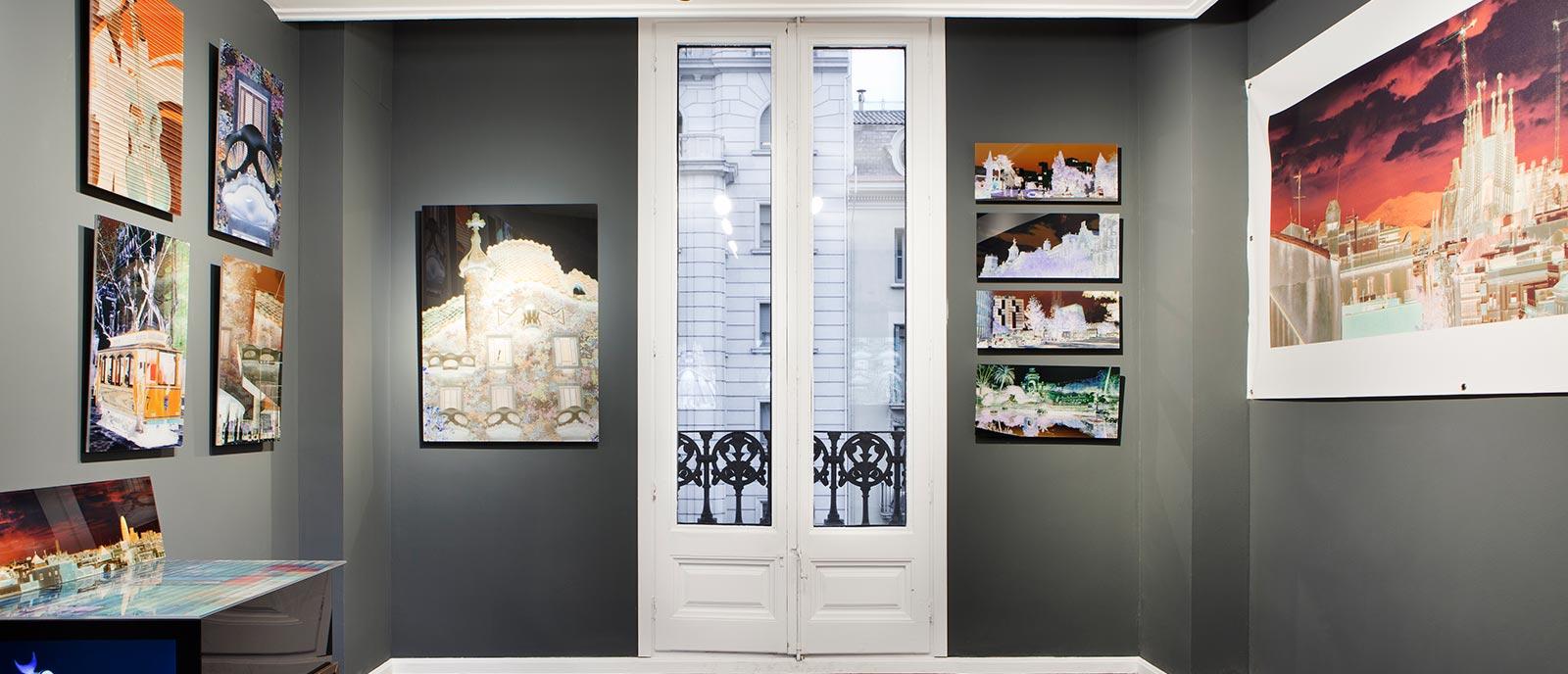 """Exposición fotográfica – «Otras Realidades. Barcelona"""""""