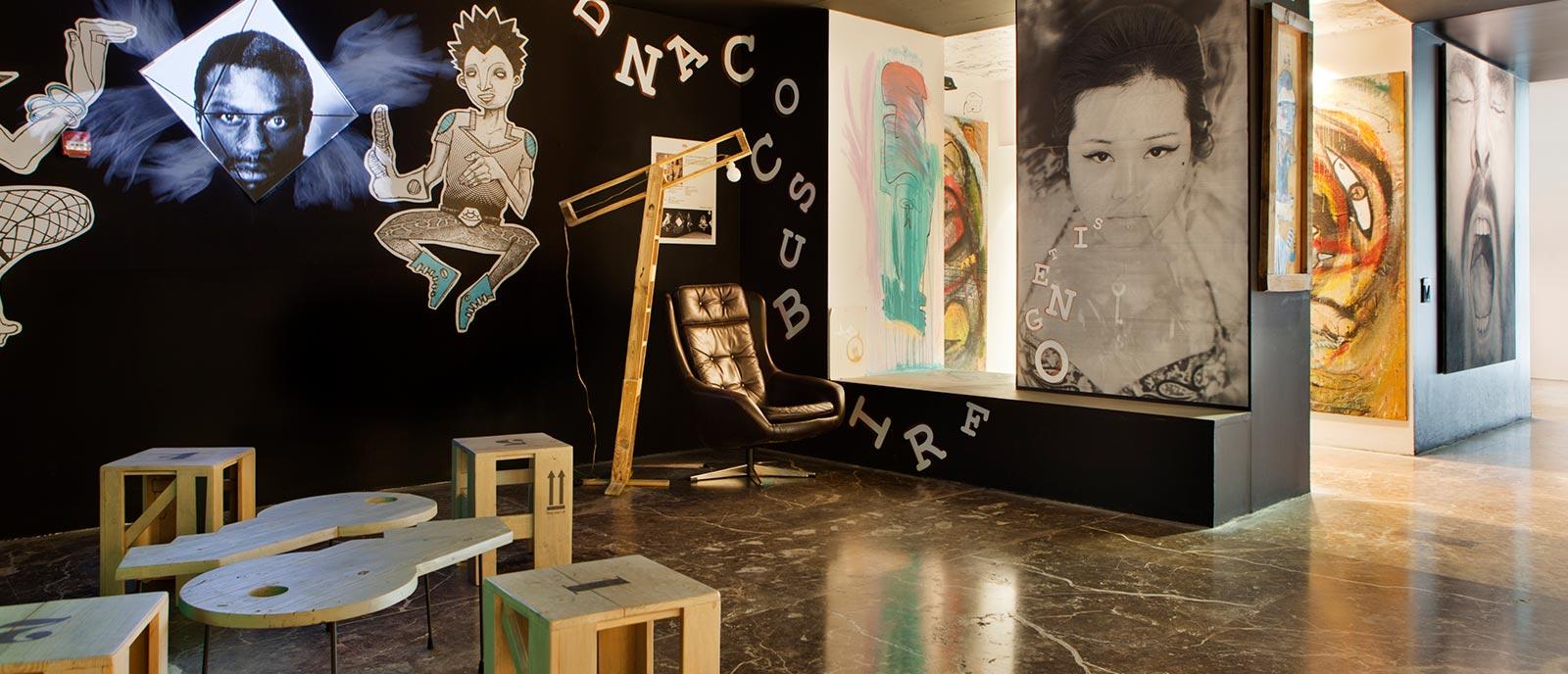 Sala de arte – «Volando Vengo»