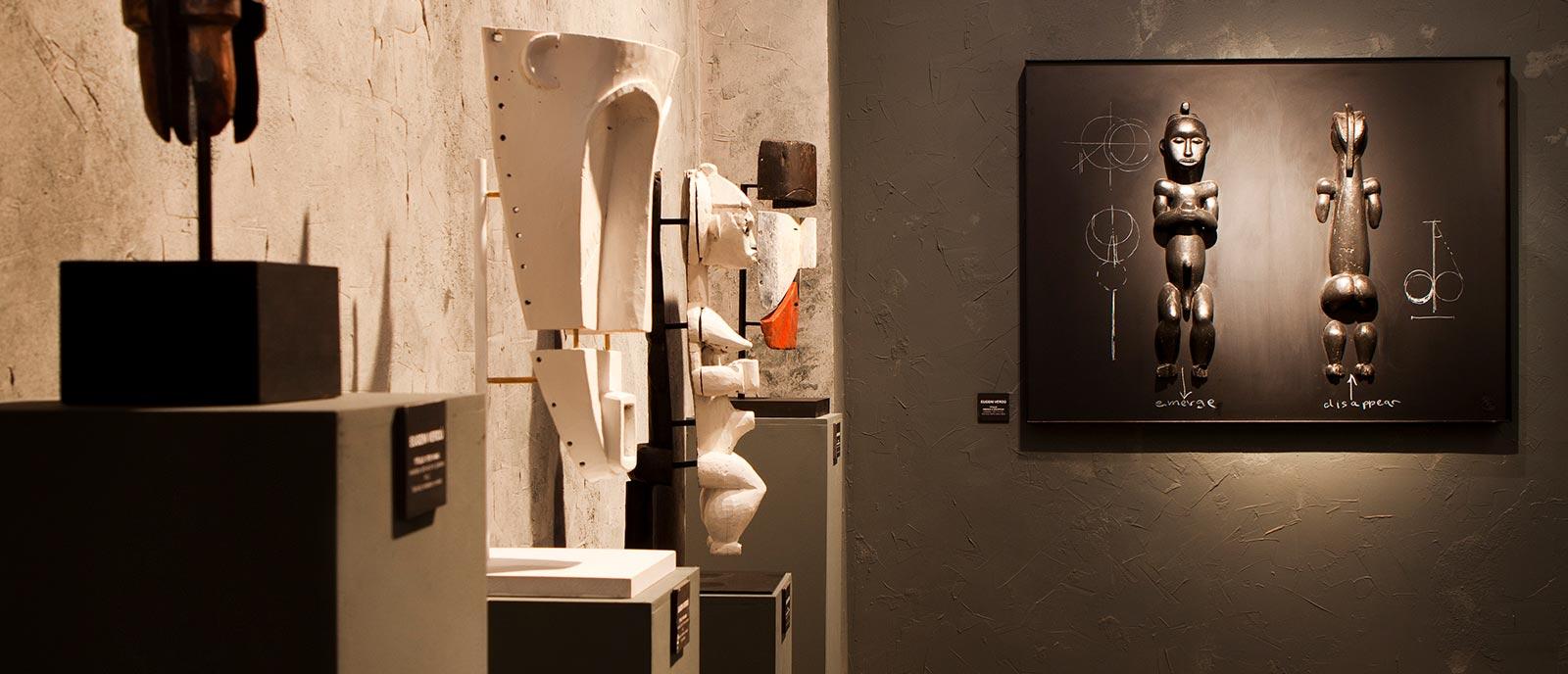 """Galería de arte – """"Eterno movimiento"""""""