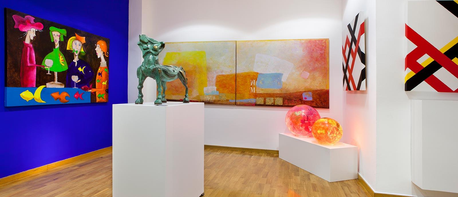 Galería de Arte- «Living Art»